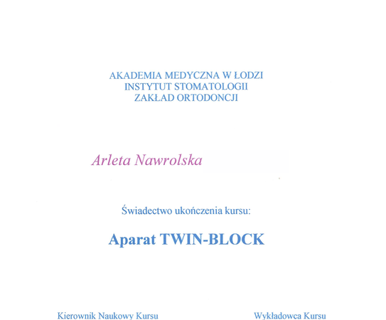 Arleta Nawrolska - certyfikat (6)