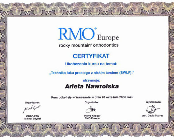Arleta Nawrolska - certyfikat (7)
