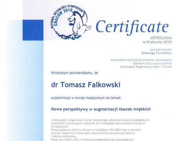 Tomasz Falkowski - certyfikat (11)