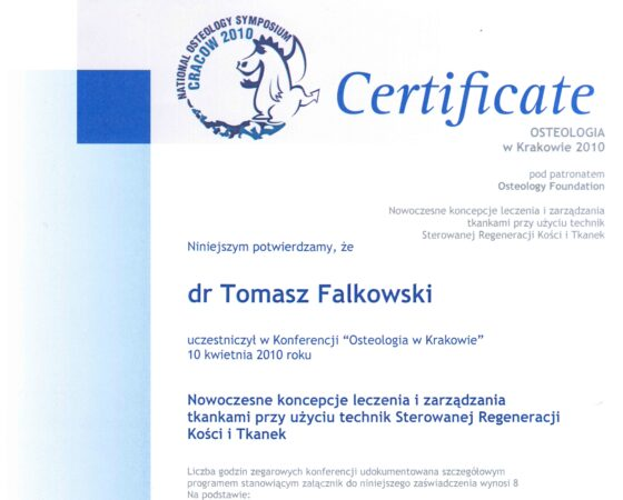 Tomasz Falkowski - certyfikat (12)