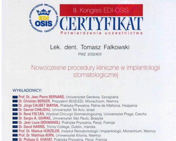 Tomasz Falkowski - certyfikat (18)
