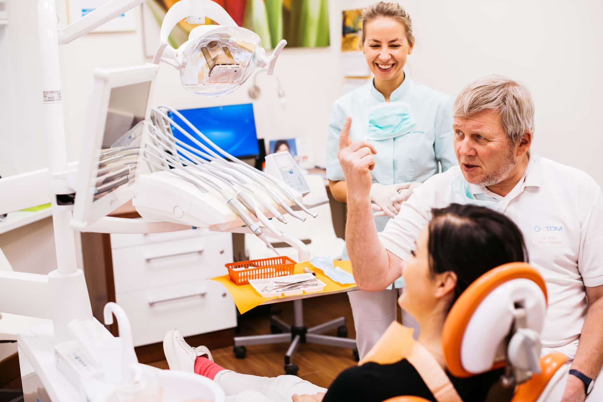 protezy zębowe warszawa ochota